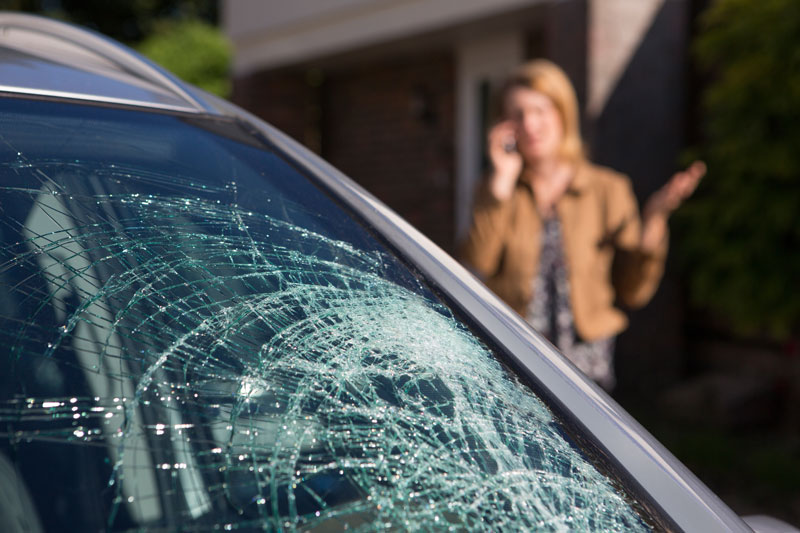 How to Fix Your Car's Damaged Windshield