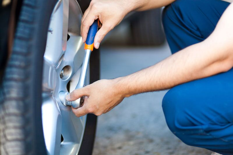 What to Do If You Blow a Tire While Driving