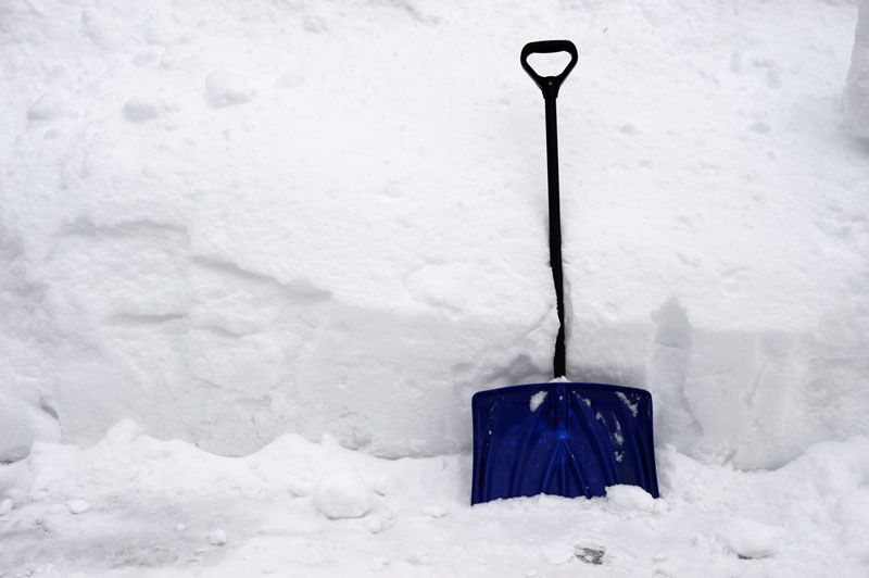 Safety Tips for Shoveling Snow