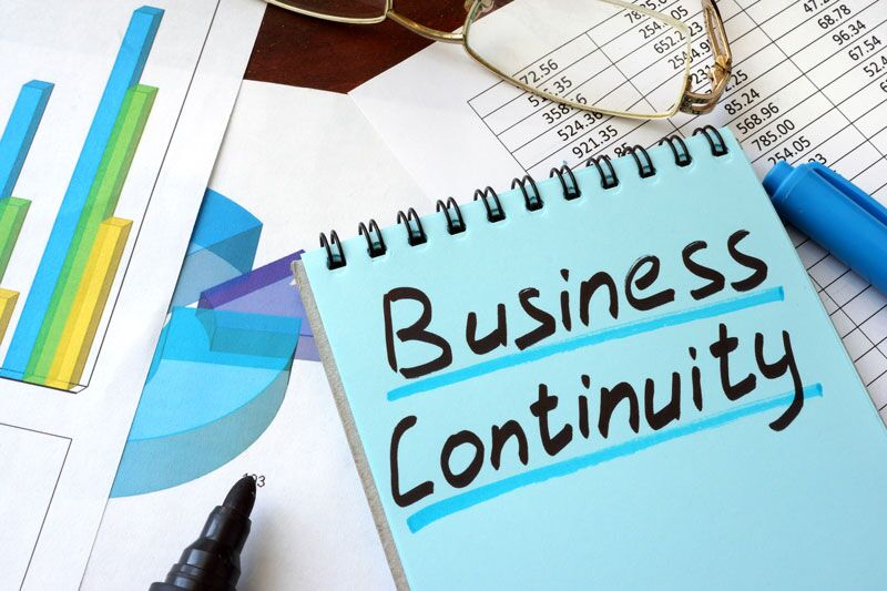 notes about business continuity